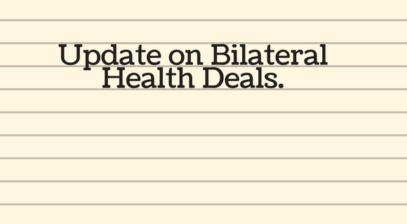 Cuts Coming to Health Care with Bilateral Health Deals (1)